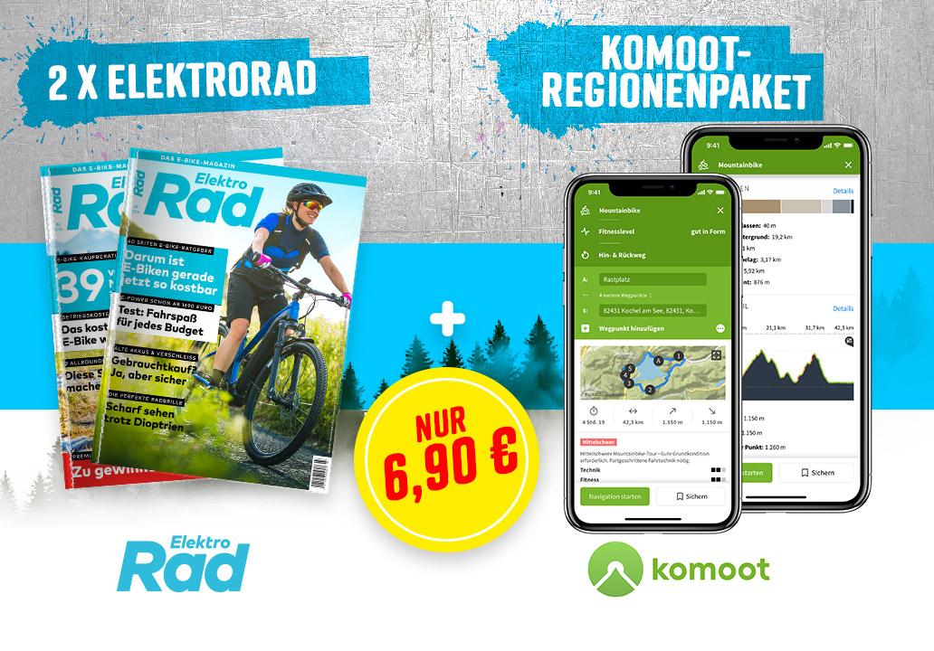 ElektroRad RideLocal Spezial Angebot